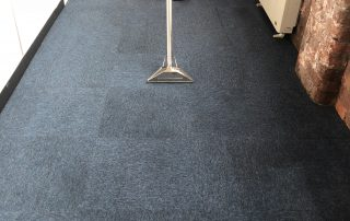 Carpet cleaning Corridor