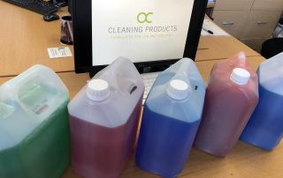 OC Cleaning Products